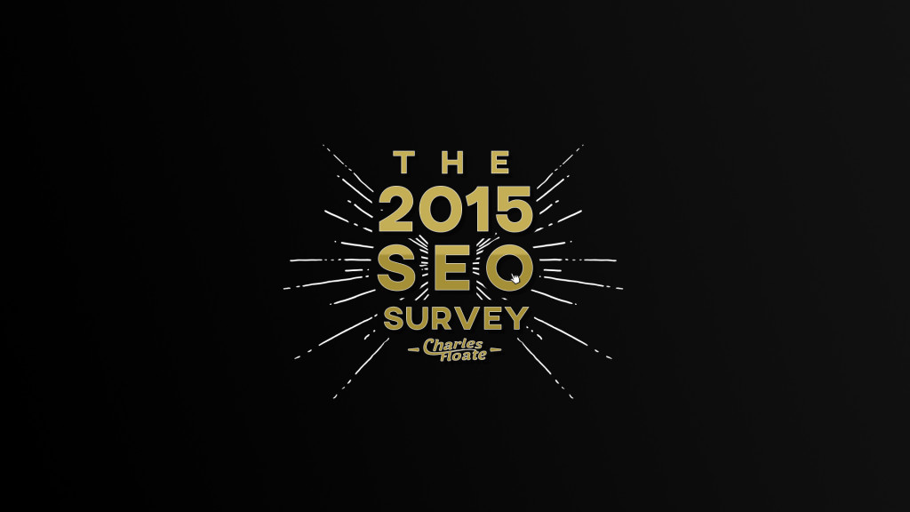 2015 SEO Survey