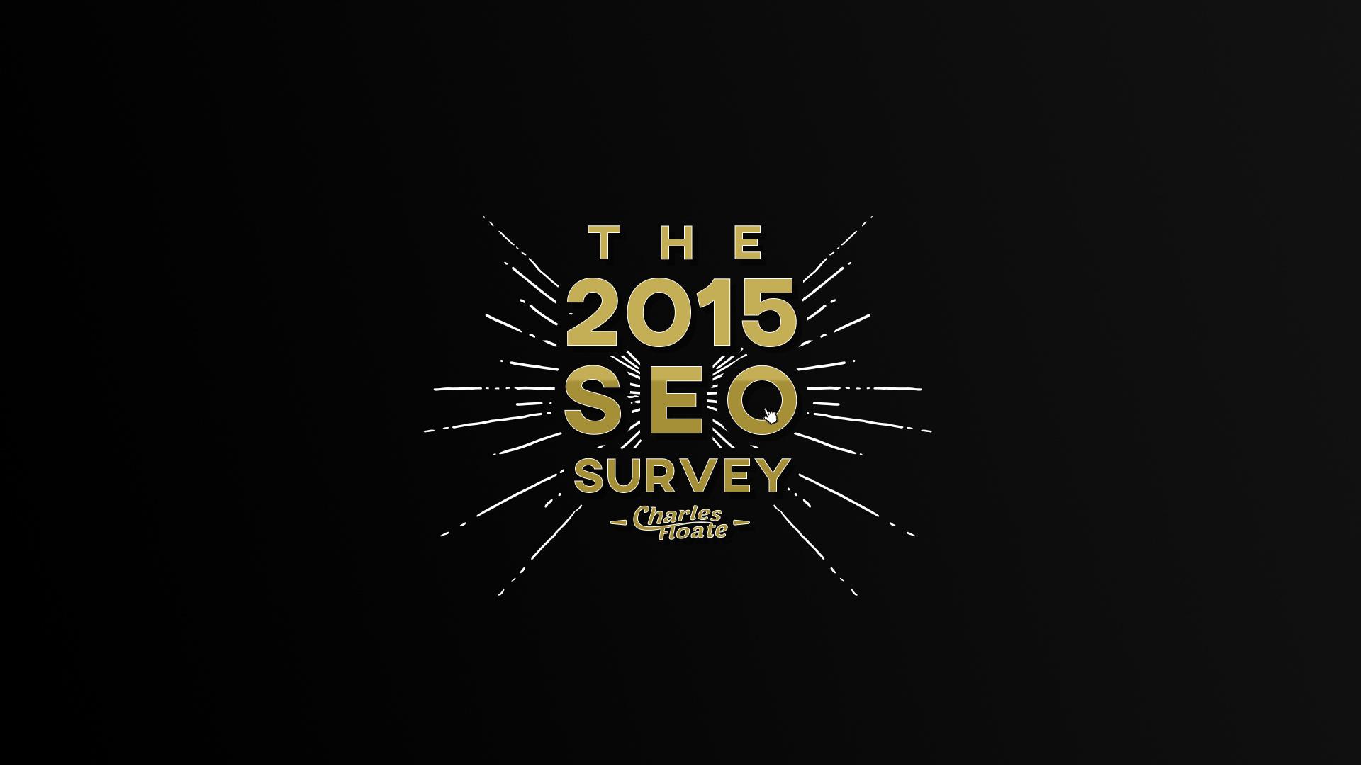 2015 SEO Survey