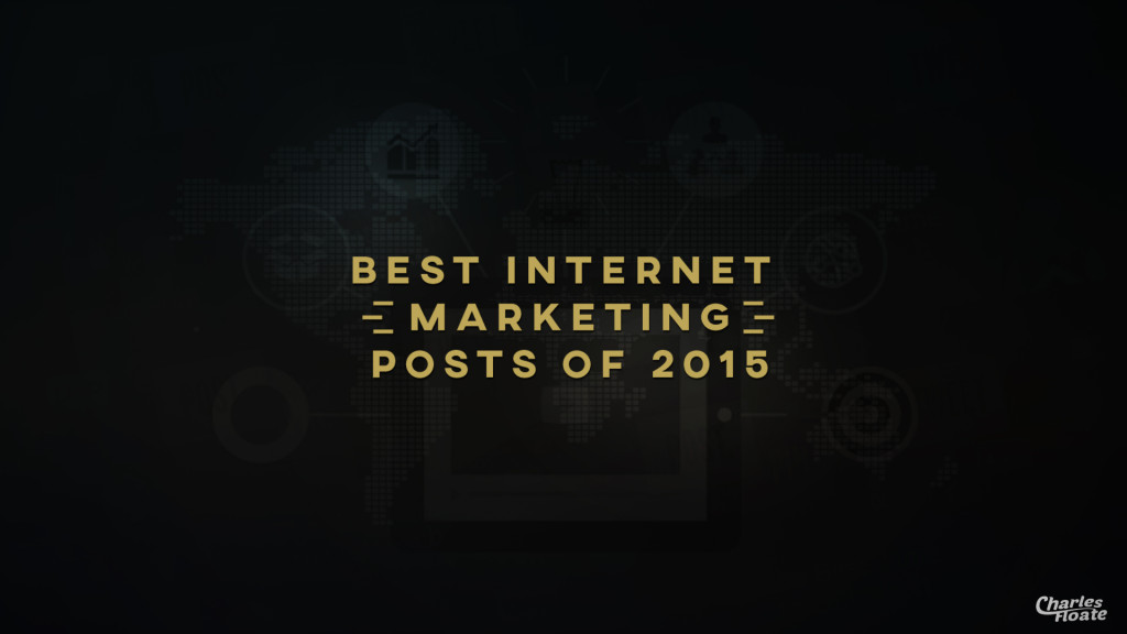 The Best Internet Marketing Posts of 2015