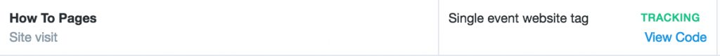 Check Twitter Pixel Status