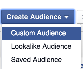 Creating A Custom Audience For Retargeting on Facebook