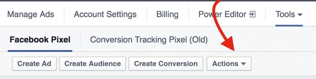Using The Facebook Pixel