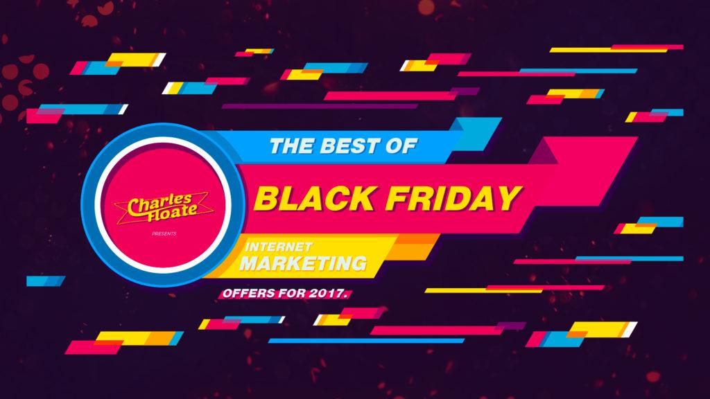 Black Friday Internet Marketing Deals 2016