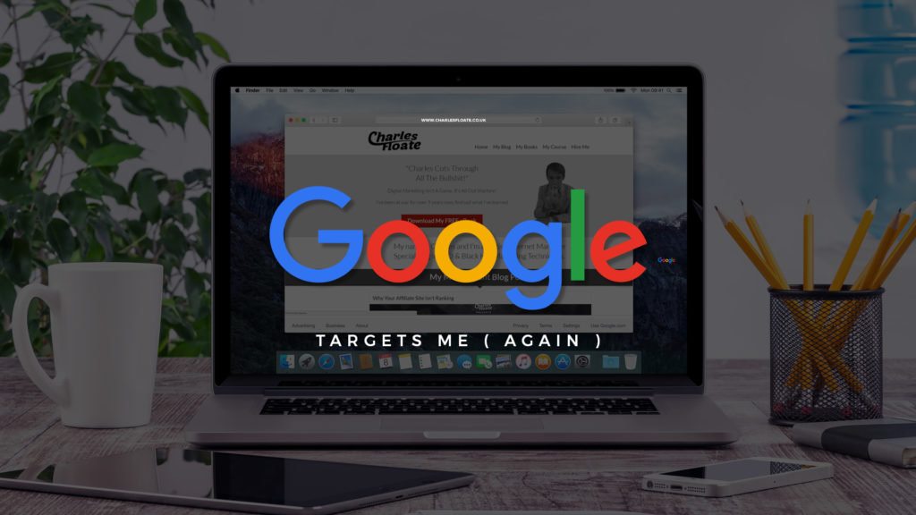 Google Target Me (Again)
