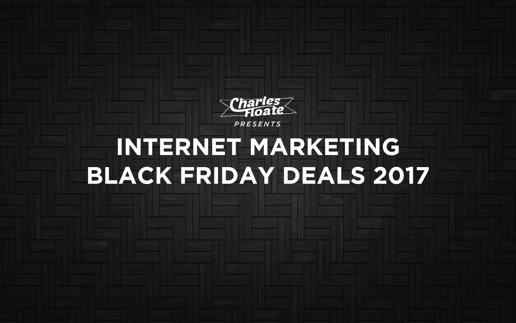 Black Friday Best Internet Marketing Seo Deals For 2017