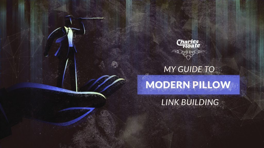 My Guide To Modern Pillow Link Building